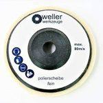 1x Disque de polissage polissage roue pour Bosch GWS 10,810812V 1276Accessoires acier inox Meuleuse d'angle de la marque WE-R image 2 produit
