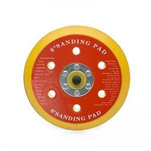 15,2cm (150mm) Scratch et patin de ponçage, double action orbitale Patin de ponçage (6trous) de la marque Glass-Polish image 0 produit