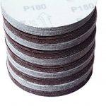 30PCS 6 pouces 150mm de Sable Disque Sand Feuilles 320/400/600/800/1000/1500 Hook & Loop disque de Ponçage pour Sander Grits de la marque CaiMei Polish Tool image 3 produit