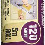 3M 050080UK 5m P80Rouleau de papier abrasif, gros grain–Doré, or, 050120UK de la marque 3M image 3 produit