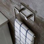 3M Adhésif Porte-Rouleau pour Papier WC Salle de Bain Support Papier Toilette , Brossé Acier Inoxydable de la marque Zunto image 3 produit