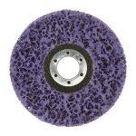 3M Scotch-Brite XT-RD Disque abrasif - Pour polissage et rectification du métal - Diamètre 115mm - 1 x 10 disques fibres de la marque Scotch-Brite image 2 produit