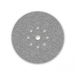 5 Disques abrasifs auto-agrippants MENZER pour ponceuses girafes - Ø 225 mm - grain 40-9 trous de la marque MENZER image 0 produit