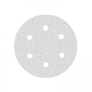 50 Disques abrasifs auto-agrippants MioTools pour ponceuse excentrique - Ø 150 mm - grain 400 - 6 trous de la marque MioTools image 0 produit