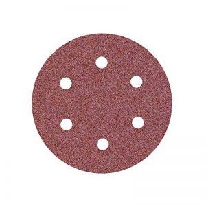 50 Disques de ponçage auto-agrippants MioTools pour ponceuse excentrique - ø 150 mm - grain 80 – 6 trous de la marque MioTools image 0 produit