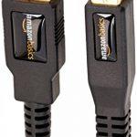 AmazonBasics Câble USB 2.0 mâle A vers mâle B 3 m de la marque AmazonBasics image 2 produit