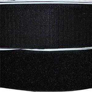 Bande avec envers adhésif ultra-puissant Noir 50mm x 1m de la marque vel501blk image 0 produit