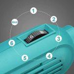 BEAUDENS Outils Rotatifs Multi-usage 100 Accessoires, Avancé Kit Outil Rotatif Électrique Multifonction à 6 Vitesses de Rotation avec Mallette Portable pour Découper/Meuler/Polir/Percer/Sculpter de la marque BEAUDENS image 2 produit