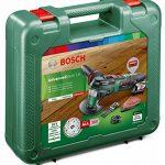 Bosch 0603104001 AdvancedMulti 18 Outil multifonction sans fil technologie Syneon 2,5Ah, 18 V, Vert de la marque Bosch image 1 produit