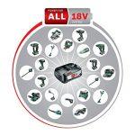 Bosch 0603104001 AdvancedMulti 18 Outil multifonction sans fil technologie Syneon 2,5Ah, 18 V, Vert de la marque Bosch image 2 produit
