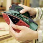"""Bosch 0603354000 Ponceuse Multi """"Easy"""" PSM 80 A avec Coffret et 3 Feuilles Abrasives de la marque Bosch image 2 produit"""