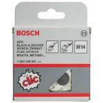 Bosch 1603340031 Écrou de blocage SDS-clic M 14 pour Meuleuse Angulaire de filetage de la marque Bosch image 1 produit