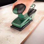 Bosch 2607019495 Lot de feuilles abrasives pour Ponceuse vibrante 8 trous 93 x 185 mm Grain 40-120 25 pièces de la marque Bosch image 2 produit