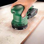 Bosch 2607019497 Lot de feuilles abrasives pour Ponceuse excentrique Grain 80 - 120 125 mm 25 pièces de la marque Bosch image 2 produit