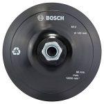 Bosch 2608601077 Plateau auto-agrippant 12200 tpm / Diamètre 125 mm de la marque Bosch image 1 produit