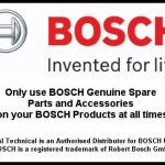Bosch 2608601106 Plateau de ponçage en caoutchouc pour ponceuses Bosch GEX 125-150AVE, GEX 150 Turbo et GEX 150AC Diamètre 150mm de la marque Bosch image 2 produit