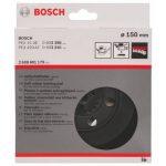 Bosch 2608601179 Plateau de ponçage pour ponceuses excentriques Bosch Ø 150 mm, 1 pièce, compatibilité c de la marque Bosch image 2 produit
