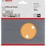 Bosch 2608605092 Disque abrasif pour ponceuse excentrique Ø 150 mm 6 Trous Grain 320 5 pièces de la marque Bosch image 2 produit
