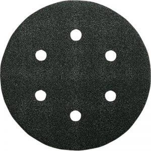 Bosch 2608605132 Disque abrasif pour ponceuse excentrique Ø 150 mm 6 Trous Grain 1200 5 pièces de la marque Bosch image 0 produit
