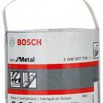 Bosch 2608607754 Rouleau abrasif tissu J475 50 mm x 5 m grain 320 de la marque Bosch image 1 produit