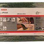 Bosch 2608608218 Rouleau abrasif en non-tissé expert for finish 10 000 x 100 mm polyvalent de la marque Bosch image 1 produit