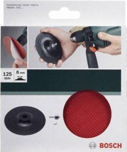 Bosch 2609256280 Plateau de ponçage pour Perceuse Système auto-agrippant 125 mm de la marque Bosch image 0 produit