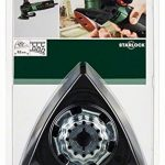 Bosch 2609256956 AVZ93G Plateau Abrasif Delta pour tous les Outils Multifonctionnels Bosch PMF de la marque Bosch image 1 produit