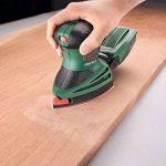 Bosch 2609256A67 Feuilles abrasives pour ponceuses multi 11 trous 102 x 62,93 Grain 40/120/180 10 pièces de la marque Bosch image 3 produit