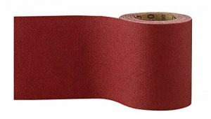 Bosch 2609256B76 Rouleau abrasif pour bois/peinture 93mm x 5m P120 de la marque Bosch image 0 produit