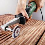 Bosch Abrasif bois pour ponceuse PRR 250 ES 5 mm G80 Rouge de la marque Bosch image 1 produit