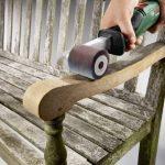Bosch Abrasif bois pour ponceuse PRR 250 ES 60 mm G120 Rouge de la marque Bosch image 1 produit