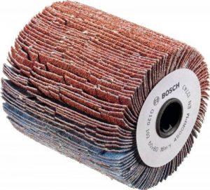 Bosch Abrasif bois pour ponceuse PRR 250 ES 60 mm G80 Rouge de la marque Bosch image 0 produit