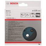 Bosch Disque abrasif Surfaces dures pour PEX 12, et PEX 125 (Ø 125 mm, dur) de la marque Bosch image 2 produit