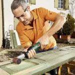 """Bosch Ponceuse multifonction """"Expert"""" PRR 250 ES avec manchon abrasif 06033B5000 de la marque Bosch image 3 produit"""