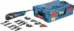 Bosch Professional 0601231001 GOP 40-30+15 ACC L-BOXX Découpeur-ponceur de la marque Bosch-Professional image 0 produit