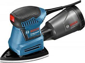 Bosch Professional 06012A2300 GSS 160-1 A Multi L-BOXX Ponceuse vibrante de la marque Bosch-Professional image 0 produit