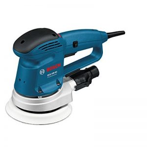 Bosch Professional 0601372768 Ponceuse excentrique GEX 150 AC, Bleu de la marque Bosch-Professional image 0 produit