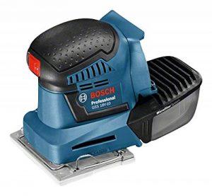 Bosch Professional 06019D0201 Ponceuse Vibrante sans Fil, 18 V, Bleu de la marque Bosch-Professional image 0 produit