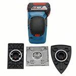Bosch Professional 06019D0201 Ponceuse Vibrante sans Fil, 18 V, Bleu de la marque Bosch-Professional image 3 produit