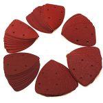 Buwant 60pièces Mouse Feuilles abrasives Hook & Loop Disques assorties 60/100/150/240/400/600Grain de la marque BUWANT image 4 produit