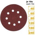 disque abrasif 125 grain 240 TOP 4 image 4 produit