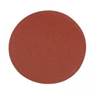 SBS Lot de 50/disques abrasifs /Ø 125/mm Grains divers au choix Velcro de