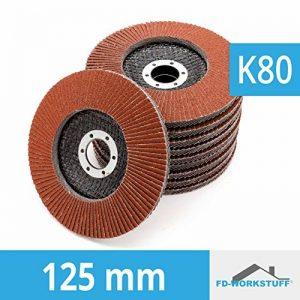 disques abrasifs 125 mm TOP 8 image 0 produit