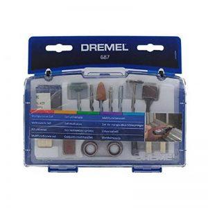 Dremel 687 Jeu de travaux généraux 52 pièces de la marque Dremel image 0 produit