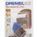 Dremel S407 Adaptateur ponçage EZ speedclic + 2 Bandes de la marque Dremel image 3 produit