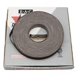EAC 25mm x 50m en oxyde d'aluminium Rouleau de toile émeri Coil. Grade: 120g de la marque Trizeik image 0 produit