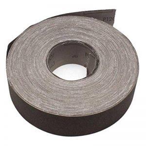 EAC 50mm x 50m en oxyde d'aluminium Rouleau de toile émeri Coil. Grade: 120g de la marque Trizeik image 0 produit