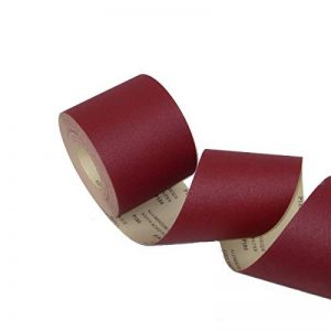 ECKRA 2483 Papier abrasif à rouleaux en papier électronique Marron foncé 115 mm x 25 m P60 de la marque ECKRA image 0 produit