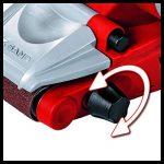 Einhell Ponceuse à bande TE-BS 8540 E (850 W, Changement facile et rapide de la bande, Adaptateur pour aspiration, Livré avec une bande abrasive) de la marque Einhell image 4 produit