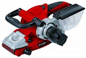 Einhell Ponceuse à bande TE-BS 8540 E (850 W, Changement facile et rapide de la bande, Adaptateur pour aspiration, Livré avec une bande abrasive) de la marque Einhell image 0 produit